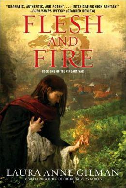 Flesh and Fire (Vineart War Series #1)