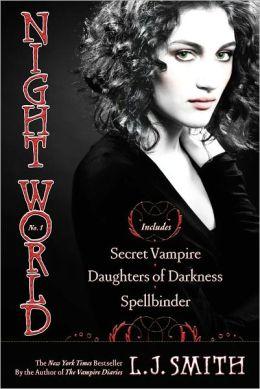 Night World #1-3: Secret Vampire; Daughters of Darkness; Spellbinder