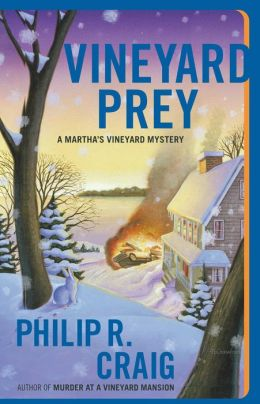 Vineyard Prey (Martha's Vineyard Mystery Series #16)