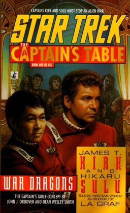 Star Trek The Captain's Table #1: War Dragons