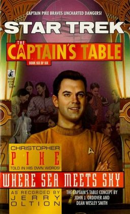 Star Trek The Captain's Table #6: Where Sea Meets Sky