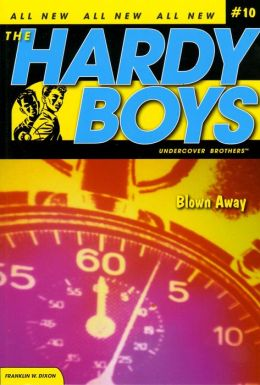 Blown Away (Hardy Boys: Undercover Brothers Series #10)