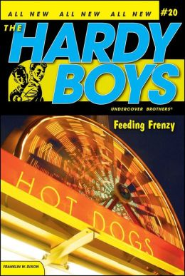 Feeding Frenzy (Hardy Boys Undercover Brothers Series #20)
