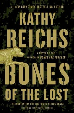 Bones of the Lost (Temperance Brennan Series #16)