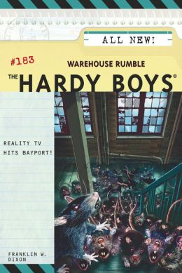 Warehouse Rumble (Hardy Boys Series #183)