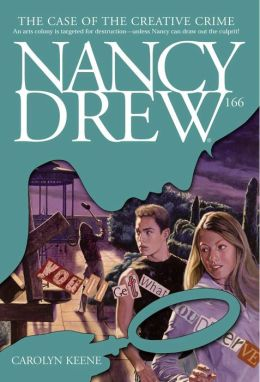 The Case of the Creative Crime (Nancy Drew Series, #166)