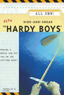 Hide-and-Sneak (Hardy Boys Series #174)