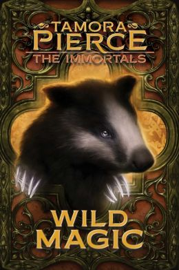 Wild Magic (The Immortals Series #1)