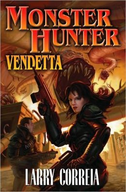 Monster Hunter Vendetta (Monster Hunter Series #2)
