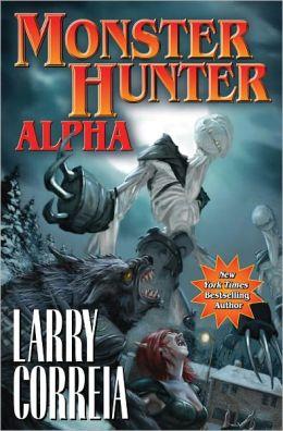 Monster Hunter Alpha (Monster Hunter Series #3)