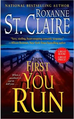 First You Run (Bullet Catchers Series #4)