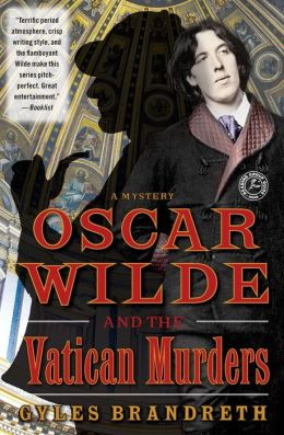 Oscar Wilde and the Vatican Murders (Oscar Wilde Mystery Series #5)