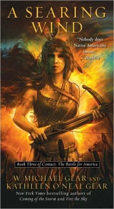A Searing Wind (Contact: The Battle for America Series #3)