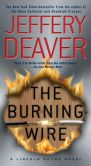 Book Cover Image. Title: The Burning Wire (Lincoln Rhyme Series #9), Author: Jeffery Deaver