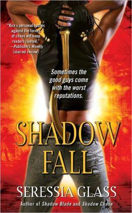 Shadow Fall (Shadowchasers Series #3)