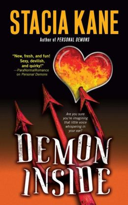 Demon Inside (Megan Chase Series #2)
