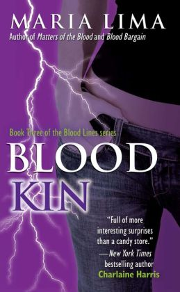 Blood Kin (Blood Lines Series #3)