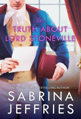 The Truth about Lord Stoneville (Hellions of Halstead Hall Series #1)