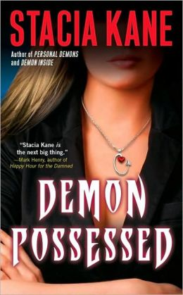 Demon Possessed (Megan Chase Series #3)