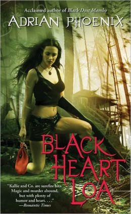 Black Heart Loa (Hoodoo Series #2)
