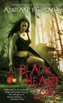 Black Heart Loa (Hoodoo Series #2)