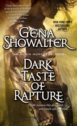 Dark Taste of Rapture (Alien Huntress Series #6)
