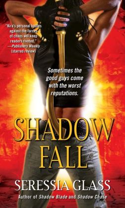Shadow Fall (Shadowchasers Series #3)