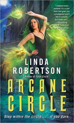 Arcane Circle (Persephone Alcmedi Series #4)