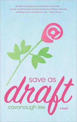 Save as Draft