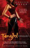 Jennifer Estep - Tangled Threads (Elemental Assassin Series #4)