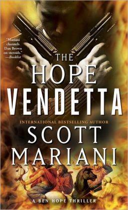 The Hope Vendetta (Ben Hope Series #3)