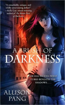 A Brush of Darkness (Abby Sinclair Series #1)