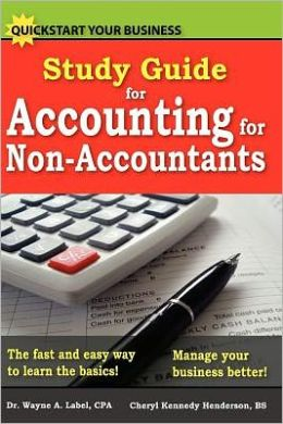Study Guide for Accounting for Non-Accountants