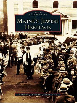 Maine's Jewish Heritage