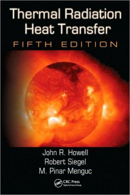 Thermal Radiation Heat Transfer, 5th Edition