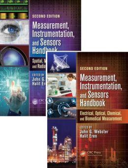 Measurement, Instrumentation, and Sensors Handbook, Second Edition: Two-Volume Set