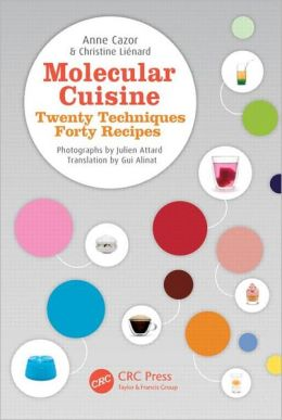 Molecular Cuisine: Twenty Techniques, Forty Recipes