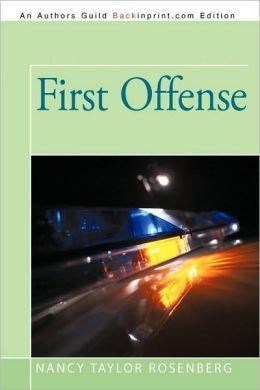 First Offense
