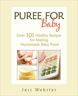 Puree For Baby
