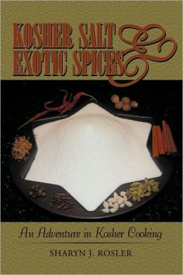 Kosher Salt and Exotic Spices