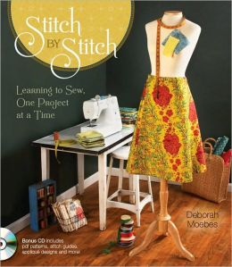 Stitch Stitch: Learning to Sew, One Project at a Time
