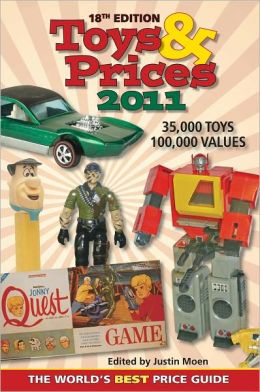 Toys & Prices 2011 (PagePerfect NOOK Book)