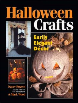 Halloween Crafts - Eerily Elegant Decor