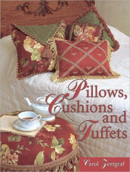 Pillows, Cushions and Tuffets (PagePerfect NOOK Book)
