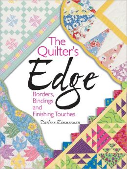 The Quilter's Edge: Borders, Bindings and Finishing Touches (PagePerfect NOOK Book)