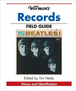 Warman's Records Field Guide: Values and Identification (PagePerfect NOOK Book)