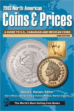 2013 North American coins & prices 9781440230844_p0_v1_s260x420