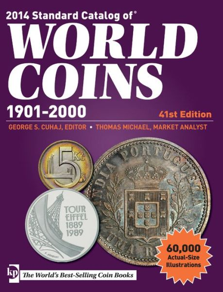 2014 Standard Catalog of World Coins - 1901-2000