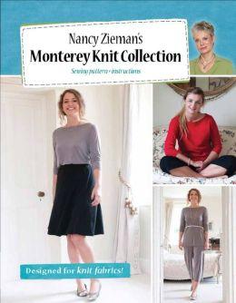 Nancy Zieman Patterns - Monterey Knit Collection