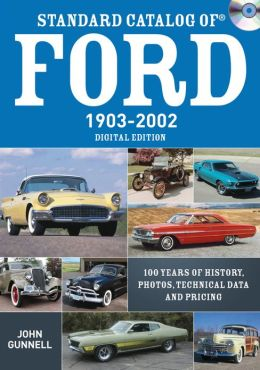 Standard Catalog of Ford 1903-2002 CD